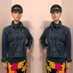 Vintage Maverick Jean Jacket